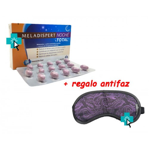 Meladispert Noche Total + Regalo Antifaz