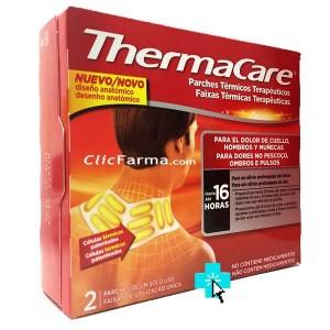 Thermacare 2 Parches cuello, hombros y muñecas
