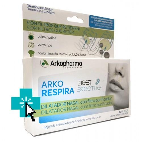 ArkoRespira Best Breathe Dilatador Nasal