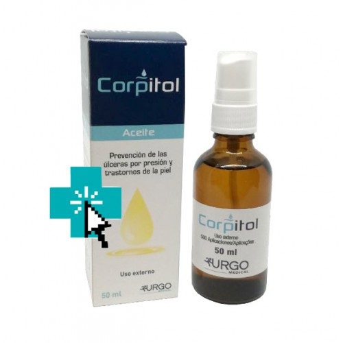 Corpitol Aceite 50 ml