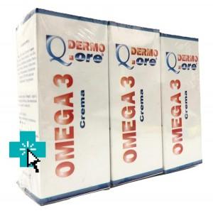 Dermo Qore Omega 3 crema 50 g Triplo