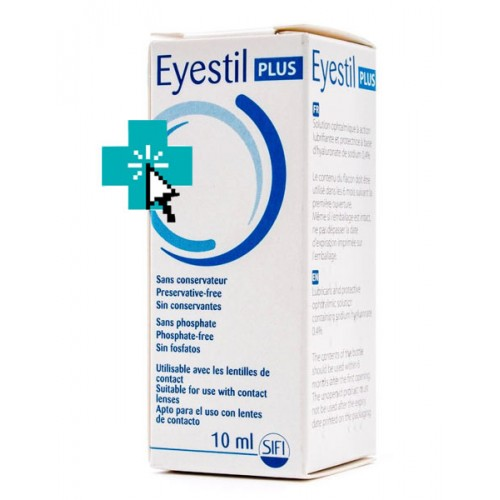 Eyestil Plus 10 ml