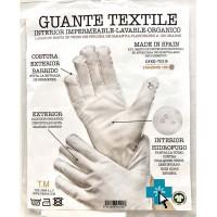 Guante Textile Lavable T-M