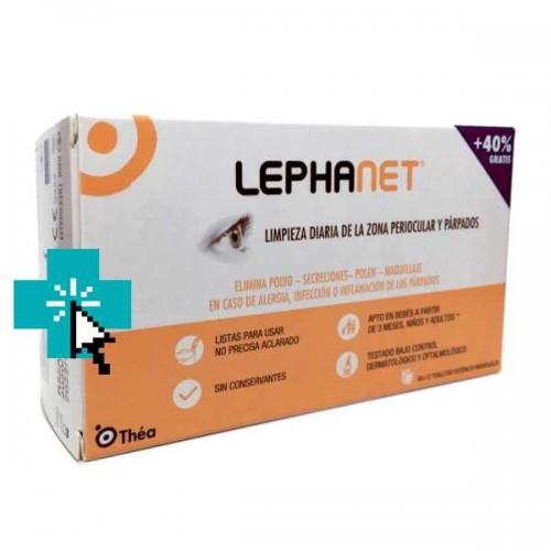 Lephanet Toallitas Limpiadoras 30+12
