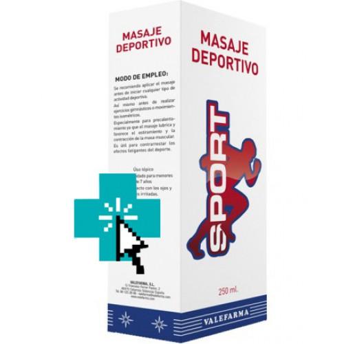 Masaje Deportivo Sport 250 ml