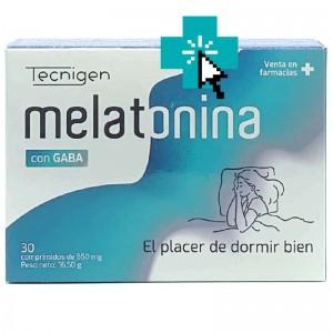 Melatonina Tecnigen 30 c