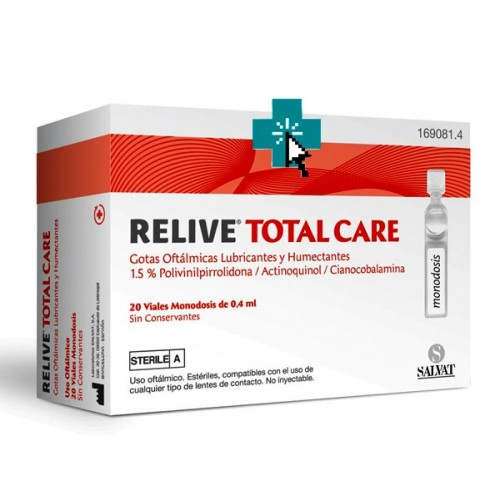 Relive Total Care 20 monodosis