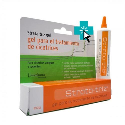 Strata-triz gel cicatrices 20 g