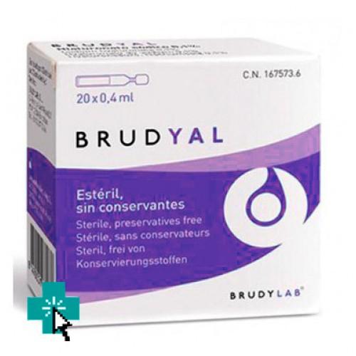 Brudyal 20 monodosis