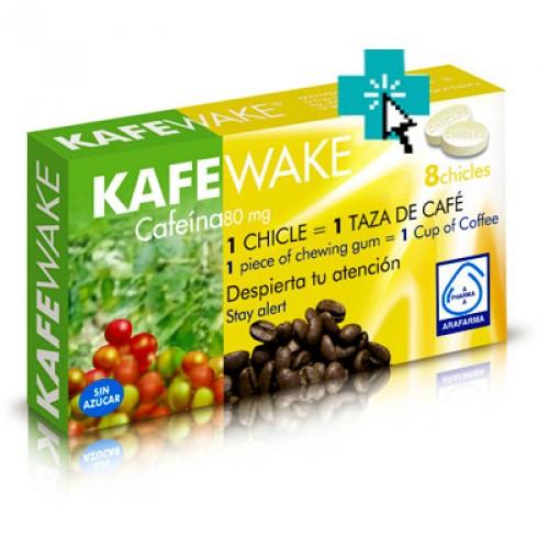 KafeWake 8 chicles