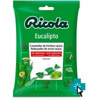 Ricola Eucalipto bolsa 70 g.