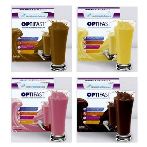 Optifast Batidos 9 sobres