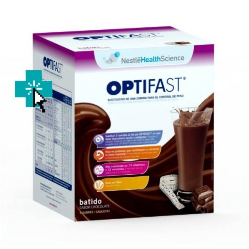 Optifast Batido Chocolate