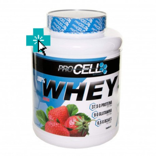 ProCell Proteína Whey 2 kg