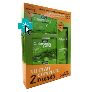 Café Verde Salvat Súveo Pack Oferta