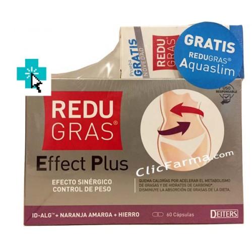Redugras Effect Plus 60 cápsulas