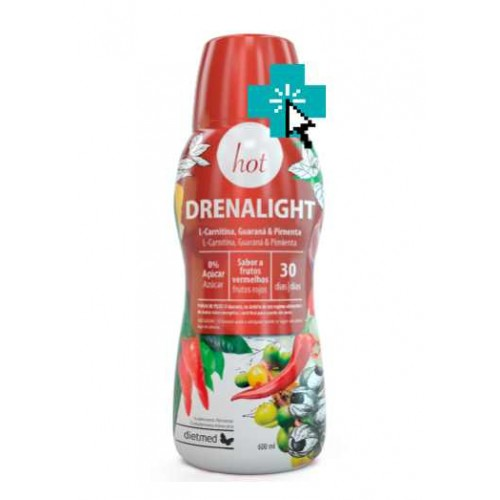 Drenalight Hot 600 ml