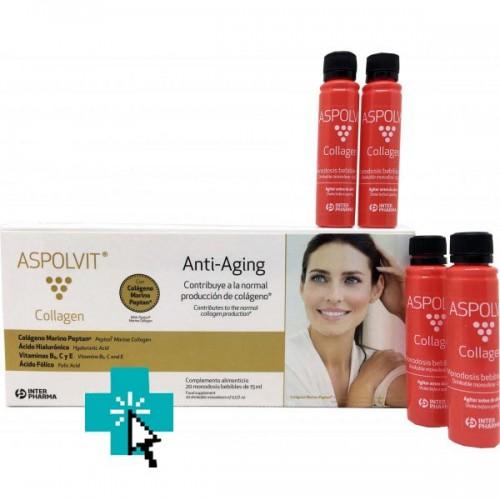 Aspolvit Collagen Anti Aging