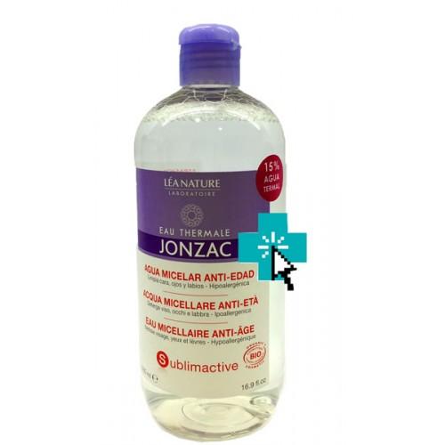 Jonzac Agua Micelar Anti-Edad