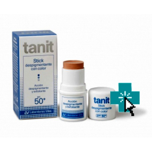 Tanit Stick Despigmentante con color