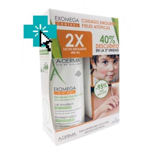 A-Derma Exomega Control 2X