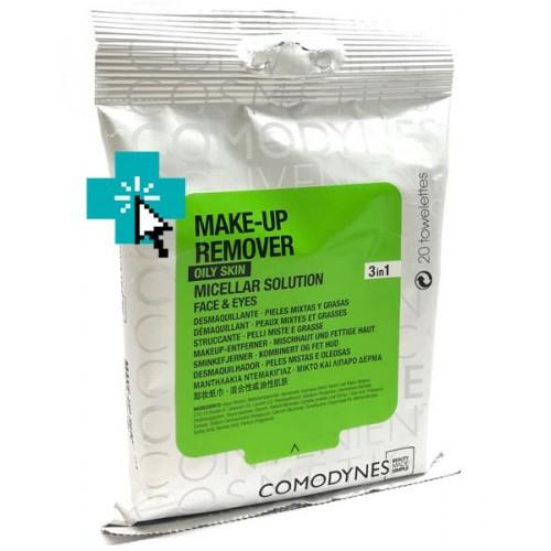 Make Up Remover Pieles Mixtas y Grasas