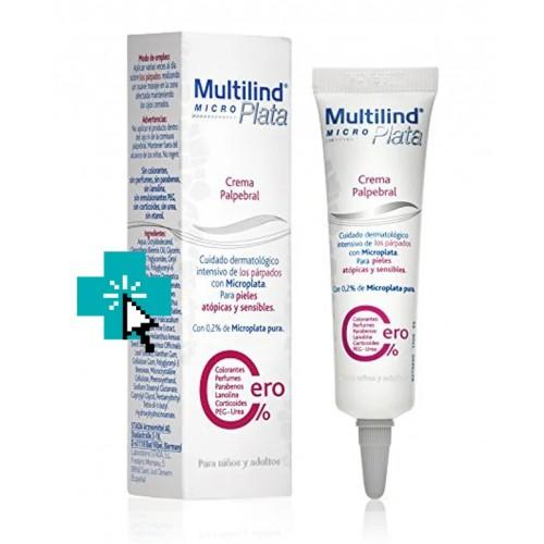 Multilind Micro Plata Crema Palpebral