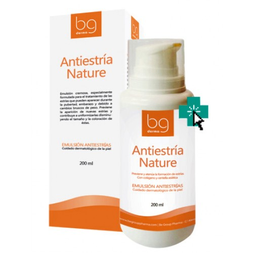 Antiestrías Nature bg Pharma