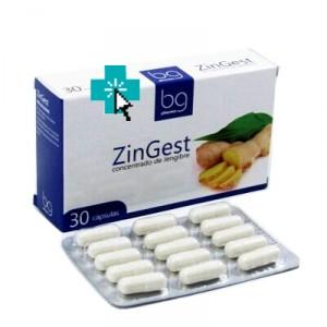 ZinGest 30 cápsulas