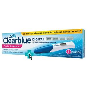 Clearblue Prueba de Embarazo Digital