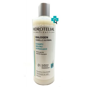 Hidrotelial Kalogen Cabello Normal