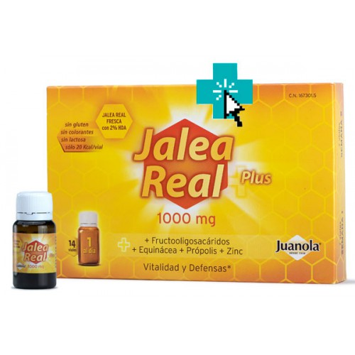 Juanola Jalea Real Plus 1000 mg