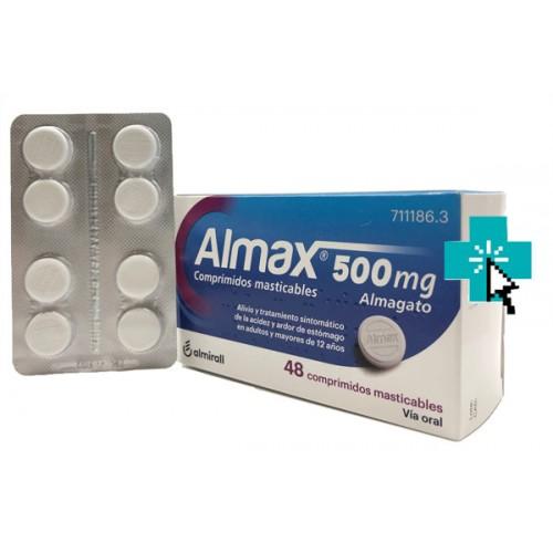 Almax 500 mg 48 c