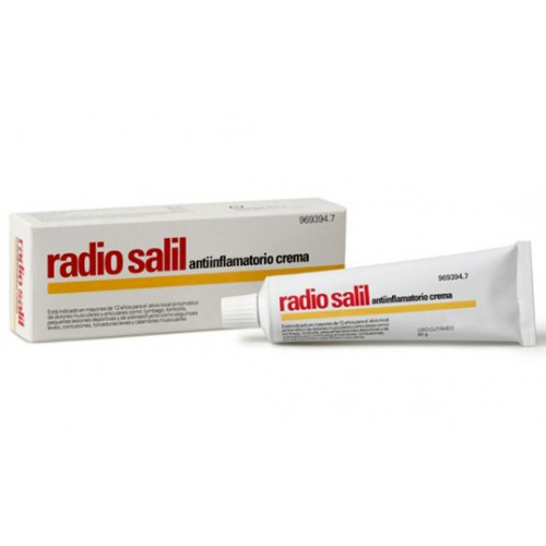 Radio Salil antiinflamatorio crema