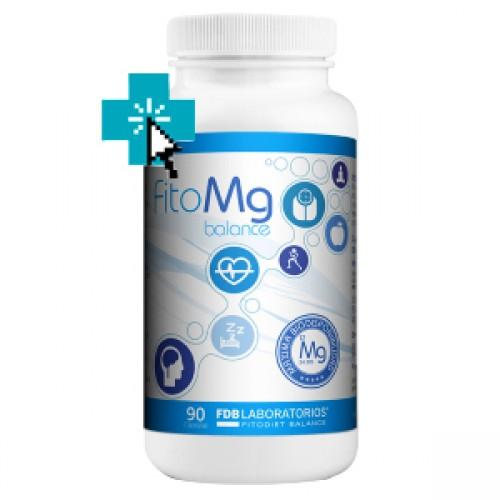 Fito Mg Balance 90 cápsulas