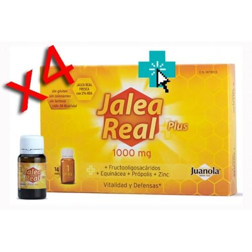 Juanola Jalea Real Plus 1000 mg x4