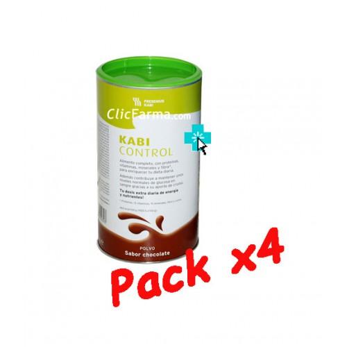 Kabi Control Sabor Chocolate x4