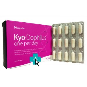 Kyo Dophilus one per day