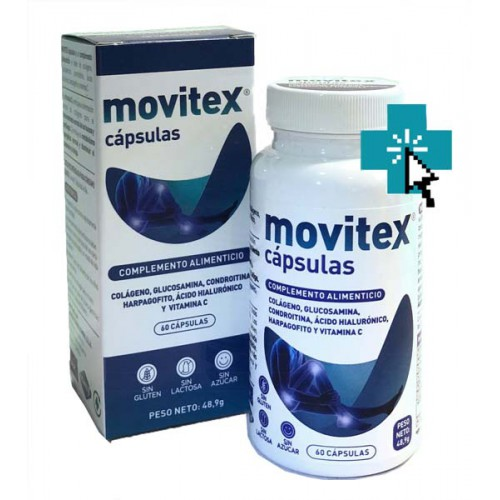 Movitex 60 cápsulas