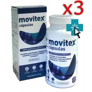 Movitex 60 cápsulas x3