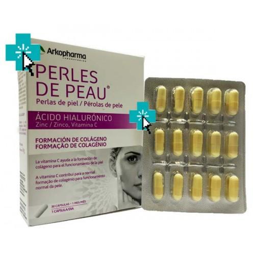 Perles de Peau Ácido Hialurónico