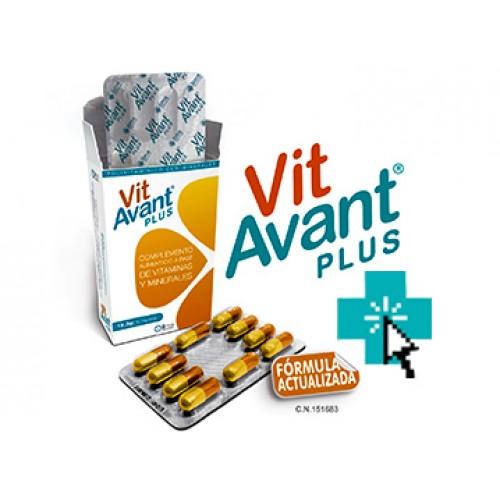 VitAvant Plus 30 cápsulas