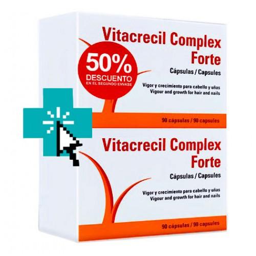 Vitacrecil Complex Forte Duplo