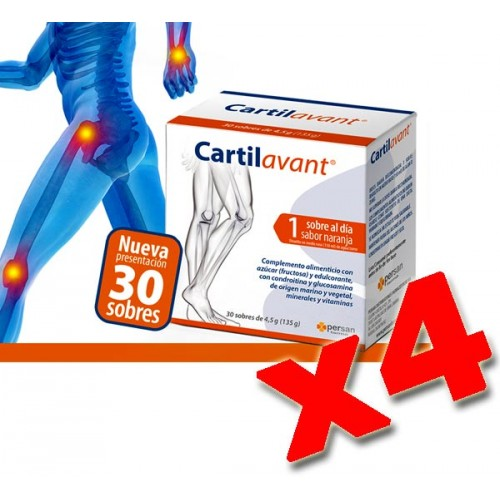 Cartilavant 4x30 sobres