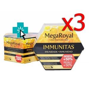 MegaRoyal Immunitas Jalea Real x3