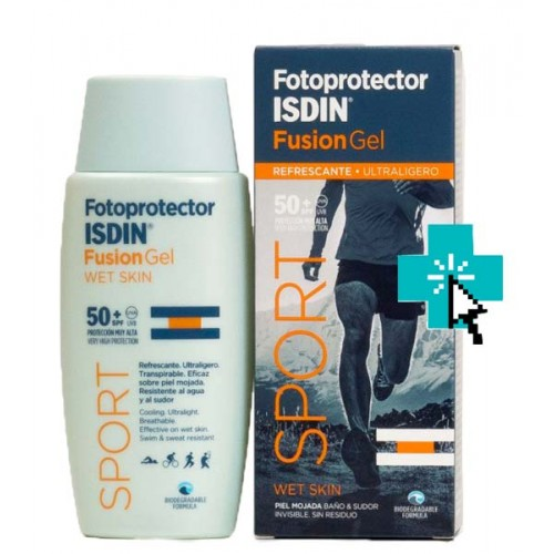 Isdin Fotoprotector Fusion Gel Sport 50+
