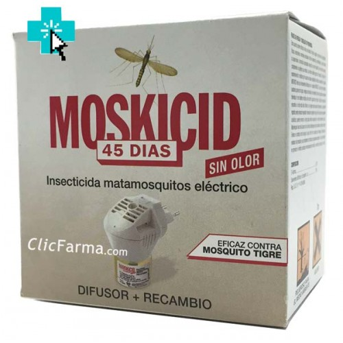 Moskicid Insecticida Matamosquitos Eléctrico
