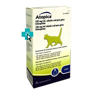 Atopica Para Gatos 17 ml