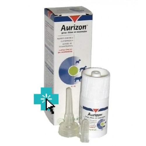 Aurizon 10 ml Gotas Oticas