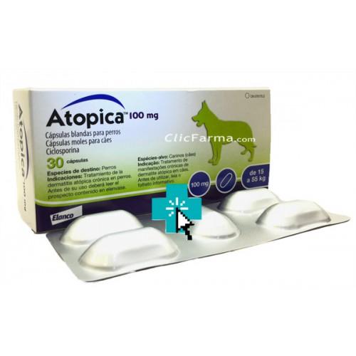 Atopica 100 mg Para Perros
